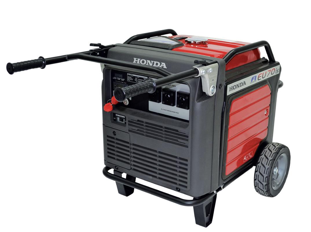 7 kVa Portable Generator   AirXpress Hire